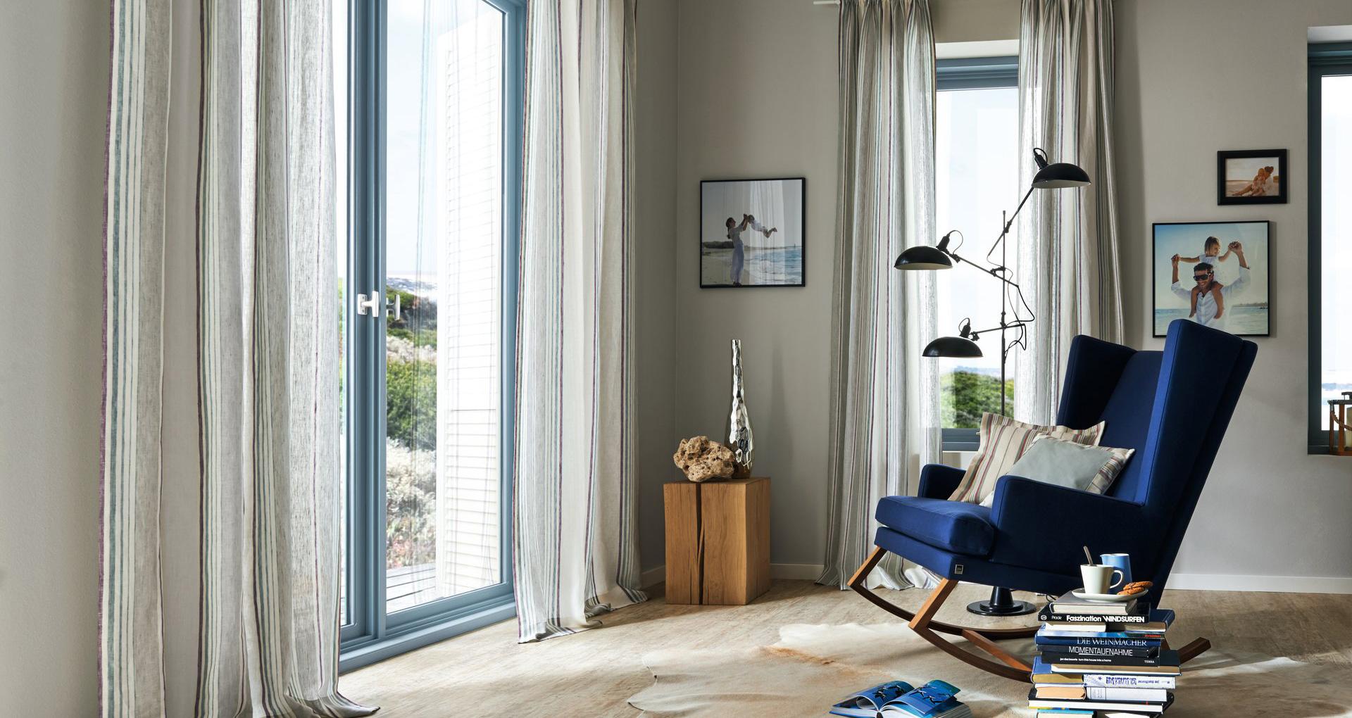 Gardinen dekostoffe dekoline modernes wohndesign in pasewalk - Gardinen modernes wohnen ...